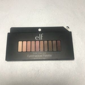 BRAND New Elf Eyeshadow Pallet Nude Rose Gold
